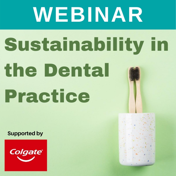 Webinar - Sustainability in the Dental Practice