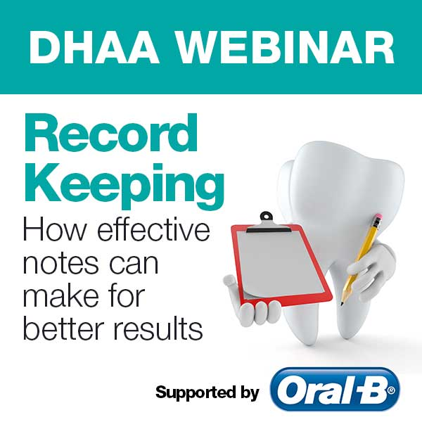Webinar: Record Keeping
